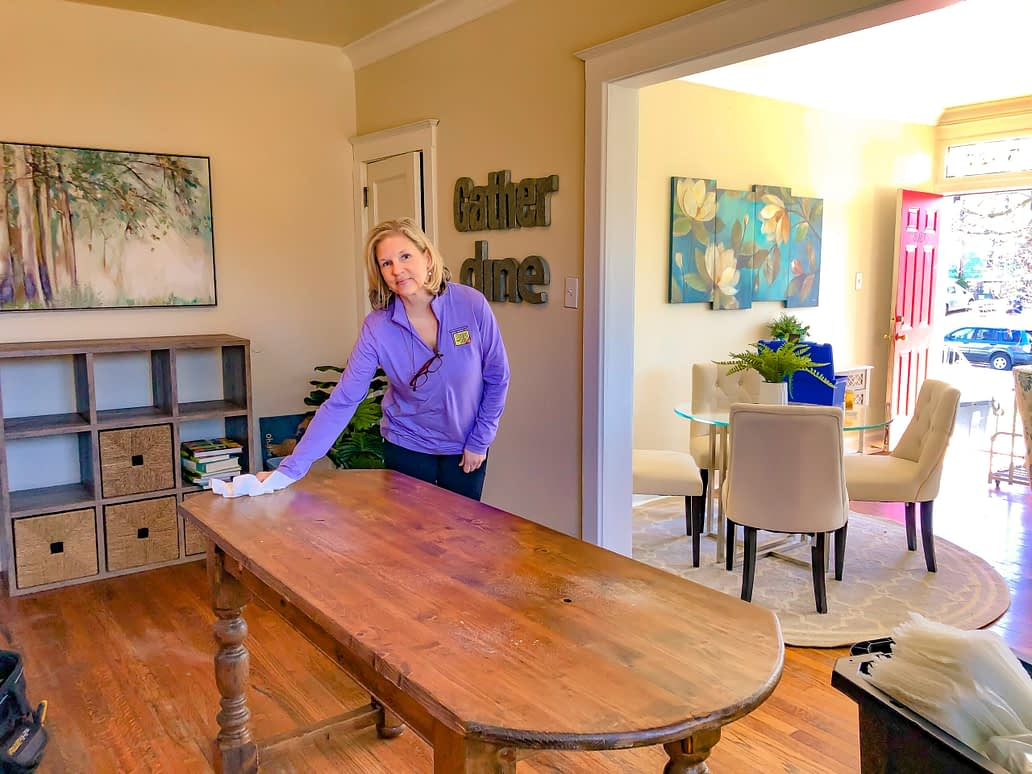 Amy Fischer - staging professional at Staging That Sells
